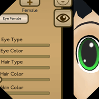 Character Customization Concept with Blendshapes splash image