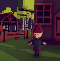 Ludum Dare 41 | Village Concept splash image